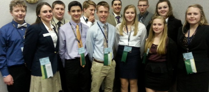 The FBLA State Leadership Conference