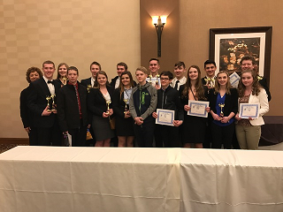 District Number 4 FBLA Competition