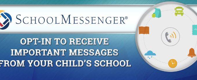 School Messenger Notification Texts