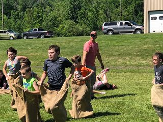 Elementary Field Day June 9th 2018.